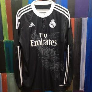 31703b69fbd9 adidas Shirts - Adidas Real Madrid x Yohji Yamamoto x Bale Jersey